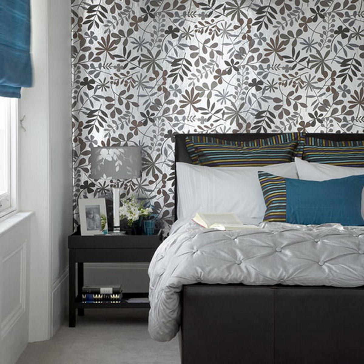 Tapete u spava oj sobi bravacasa magazin for Fancy wallpaper for bedroom