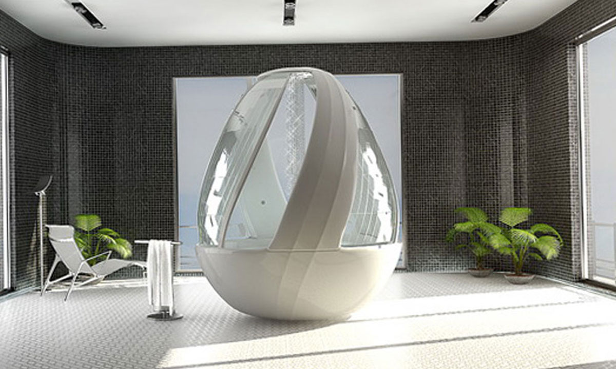 Ultra moderna tuš kabina   BravaCasa Magazin