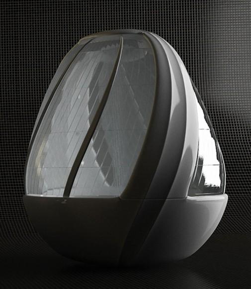 Ulta moderna tuš kabina