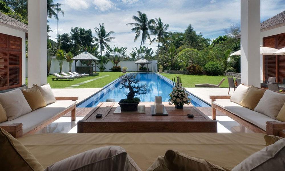 Vila na Baliju