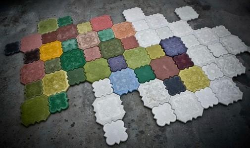 Zabavne pločice u bojama