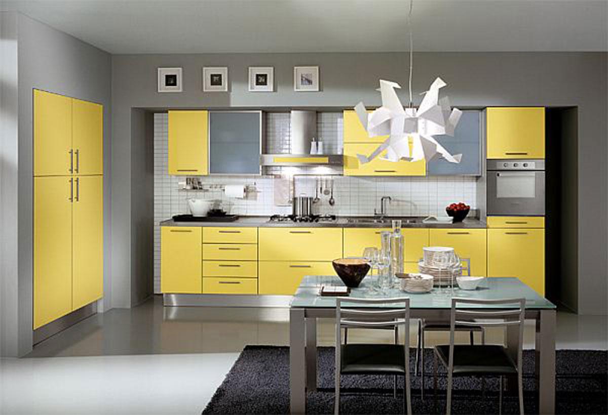 Fantastična inspiracija za žutu kuhinju   BravaCasa Magazin