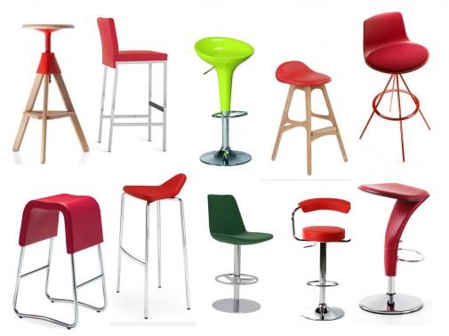 Barske stolice