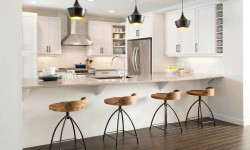 Barske stolice u kuhinji