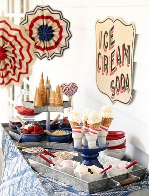 Činije za sladoled