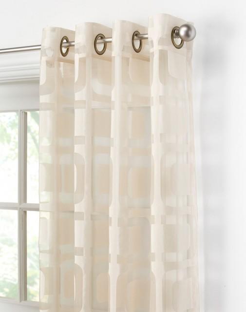 Curtainworks geometrijske zavese