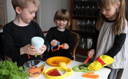 Dečiji alati za pripremu hrane