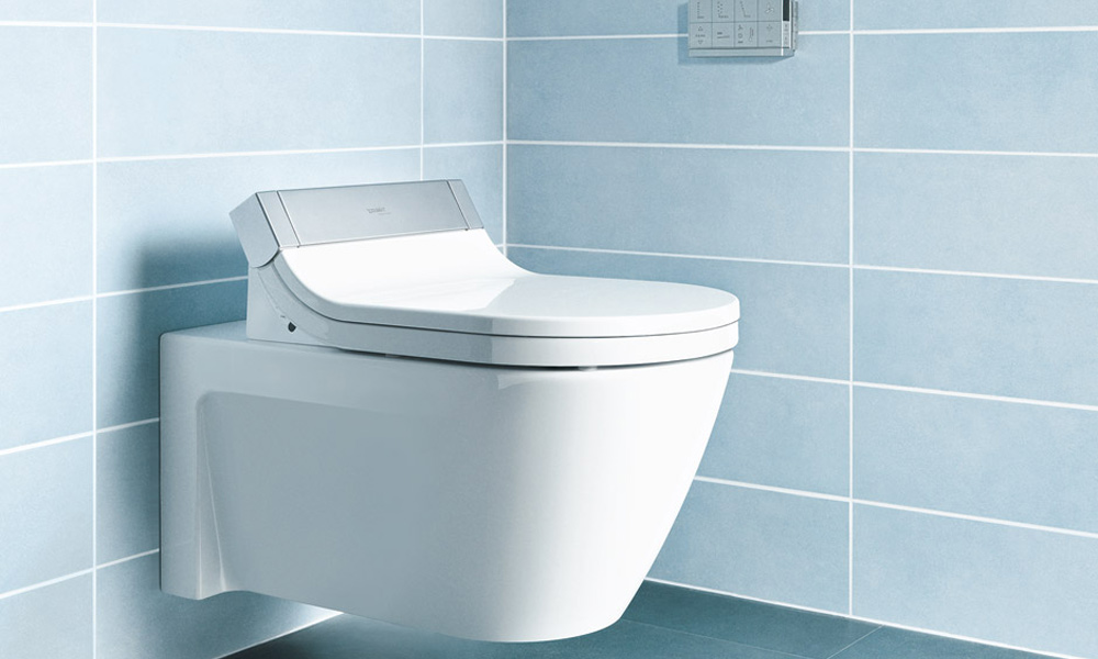 Duravit toalet šolja sa wireless upravljanjem