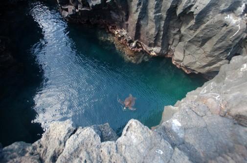 Las Grietas ostrvo Galapagos