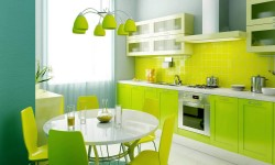 Limeta zelena kuhinja