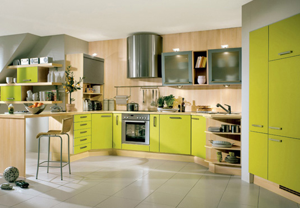 Moderna kuhinja bravacasa magazin Kitchen colour design tips