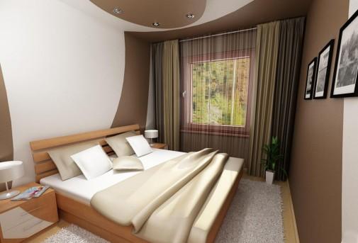 Moderna spavaća soba