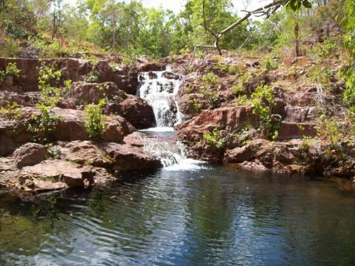 Nacionalni park Licfild Australija