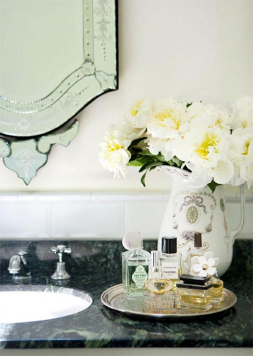 Osvežite kupatilo cvetnim biljem