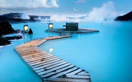 Plava laguna na Islandu