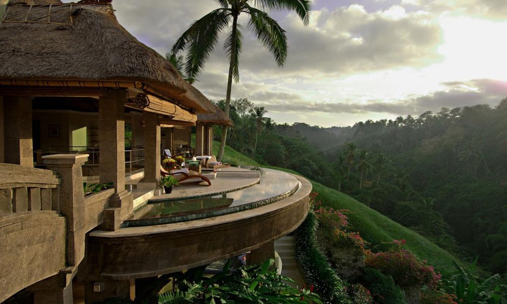 Romantično odmaralište na Baliju