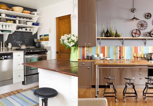 Širok spektar mogućnosti za oblaganje zidova u kuhinji