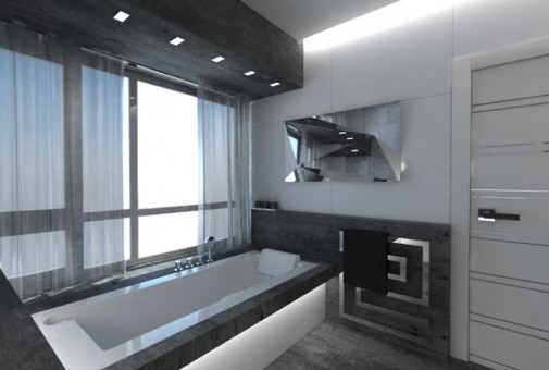 Sivo kupatilo