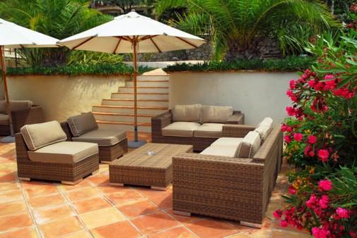 Suncobrani za vaše dvorište