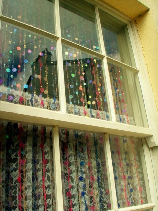 Ukrasne trake na prozoru