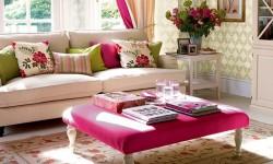 Zeleno-roze kombinacija u vašem domu