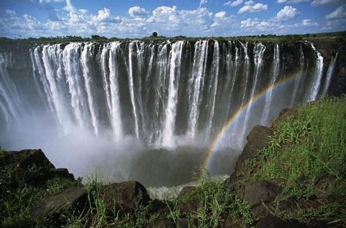 Đavolji bazen, Viktorijini vodopadi, Livingston, Zambija