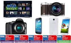Samsung Eisa award