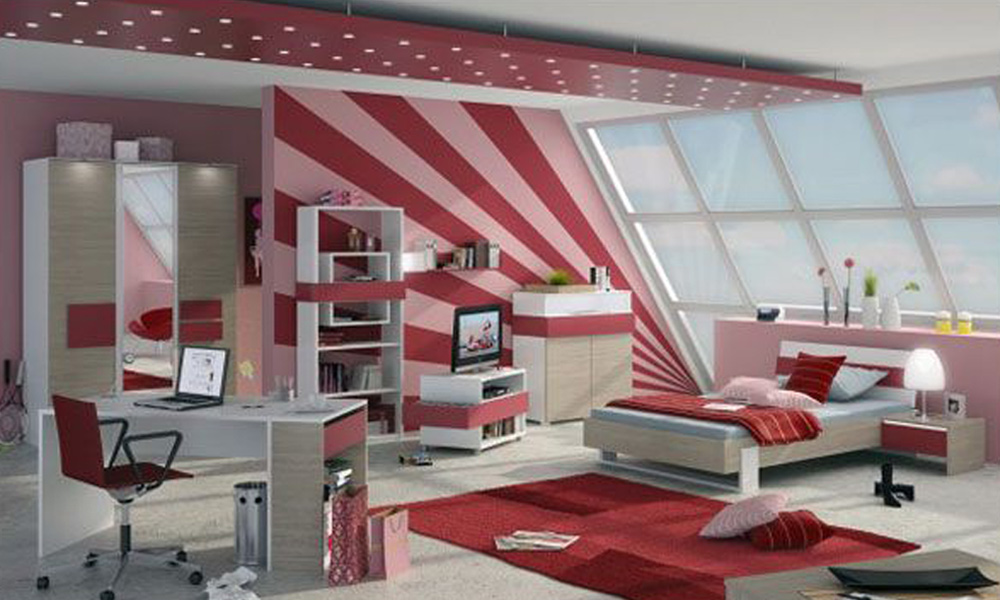 Fantastične ideje kako opremiti sobe za tinejdžerke   BravaCasa Magazin