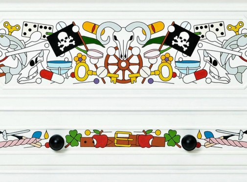 Zanatski stil nameštaja iz kolekcije Moooi