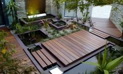 Dvorišna terasa