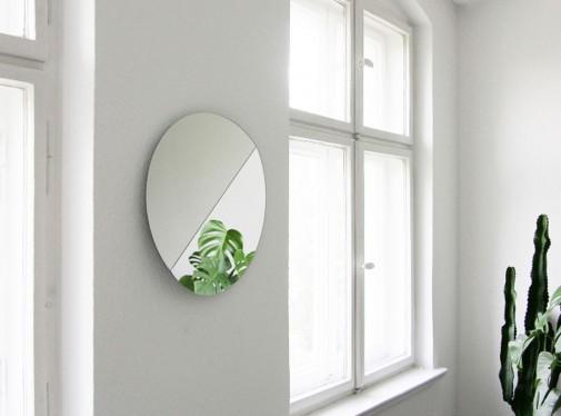 Halb Halb ogledalo