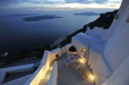 Hotel Iliovasilemal, Santorini