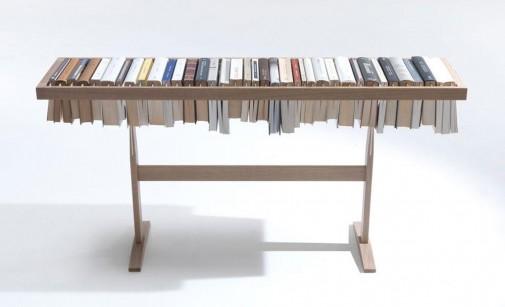 Kreativan drzač za knjige