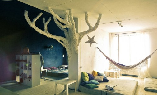 Kreativna dečja soba
