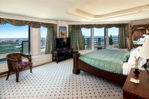 Luksuzna spavaća soba