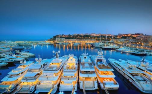 Marina Herkules u Monaku