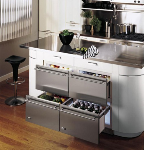 Moderan frižider