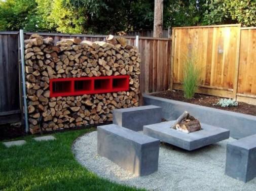 Moderno dvorište