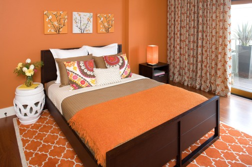 Narandžasta soba