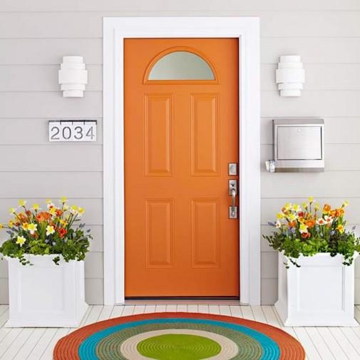 Narandžasta vrata