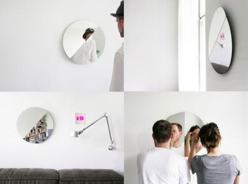 Ogledalo sa različitim uglovima