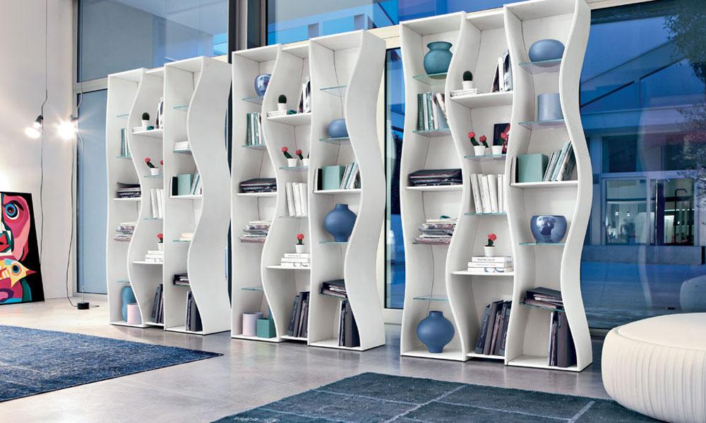 Kreativne i moderne police za knjige   BravaCasa Magazin