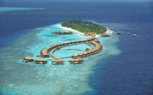 Resort na Maldivima