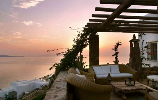Romantična terasa