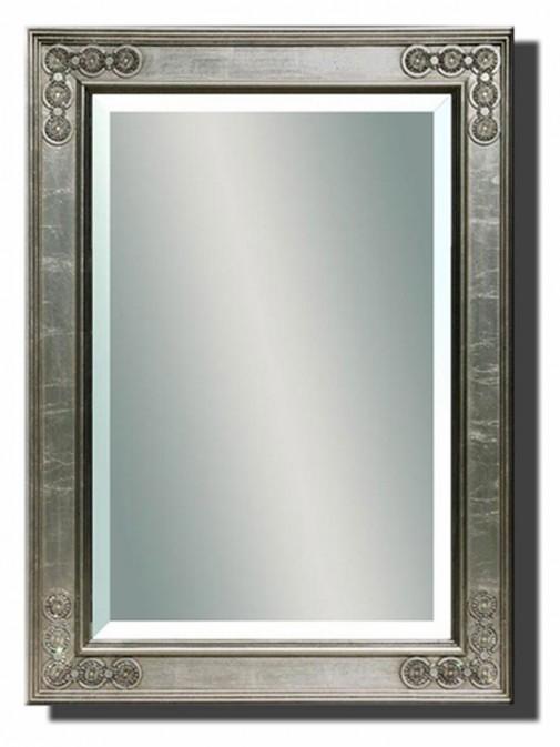 Srebrno Swarovski ogledalo