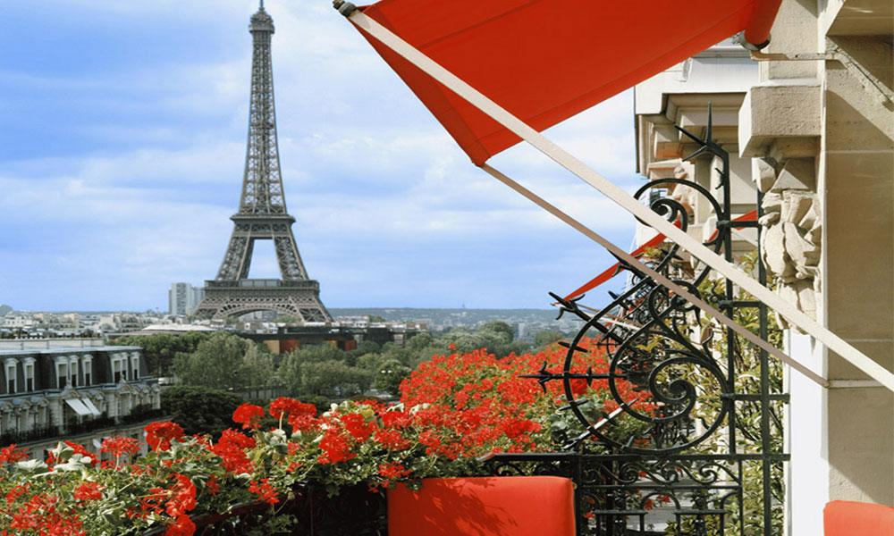 Terasa u Parizu