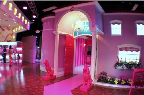Ulaz Barbi kuće