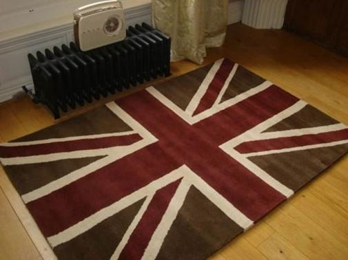 Union Jack tepih
