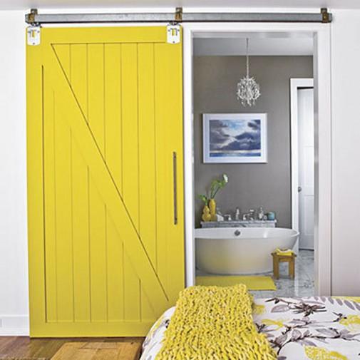 Žuta vrata