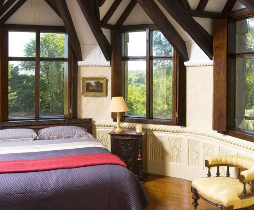 Thorngrove Manor hotel spavaća soba